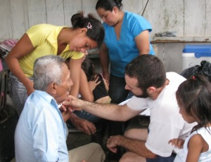 Working to improve health care in Ecuador