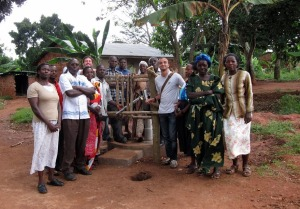 Minga Visits Our Parnters in Butakoola Village